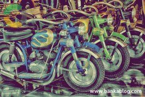 Senetle Elden Taksitle Motorsiklet