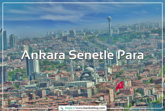 Ankara Senetle Borç Para