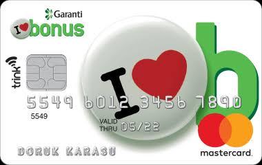 Garanti BBVA Bonus Kart