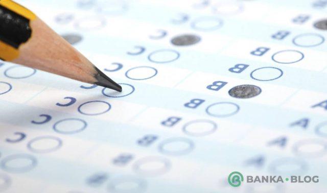 banka sınavları ne zaman