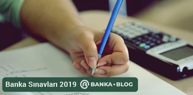 banka sınavları başvuru