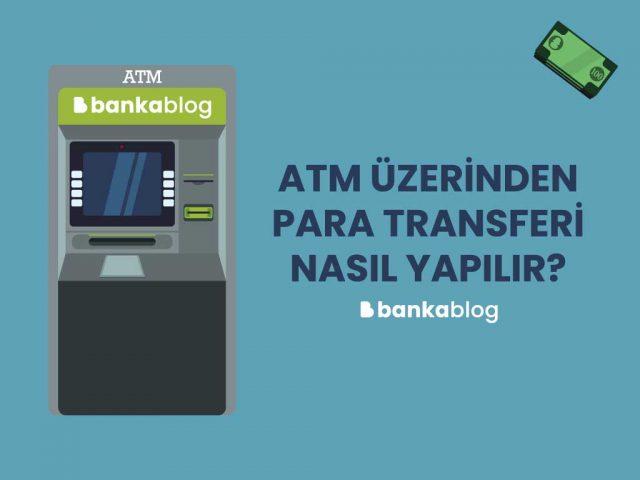 ATM üzerinden para transferi