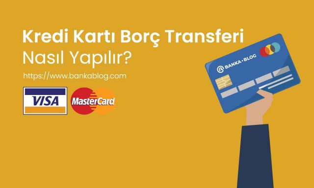 kredi kartı borç transferi