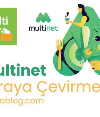 Multinet Paraya Çevirme