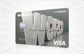 yüksek limitli world kart