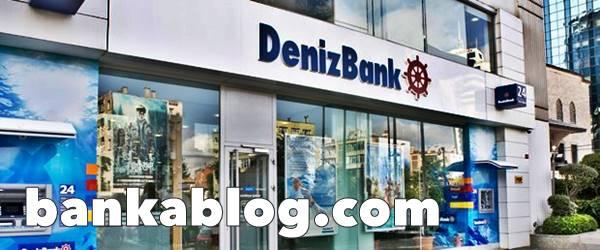 Denizbank hesap kapatma ücreti