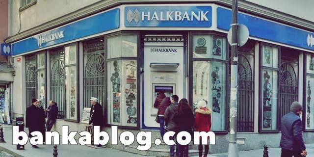 Halkbank hesap silme
