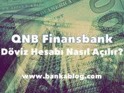 QNB Finansbank Döviz Hesabı