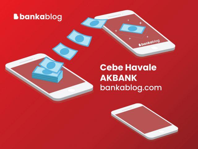 Akbank Cebe Havale