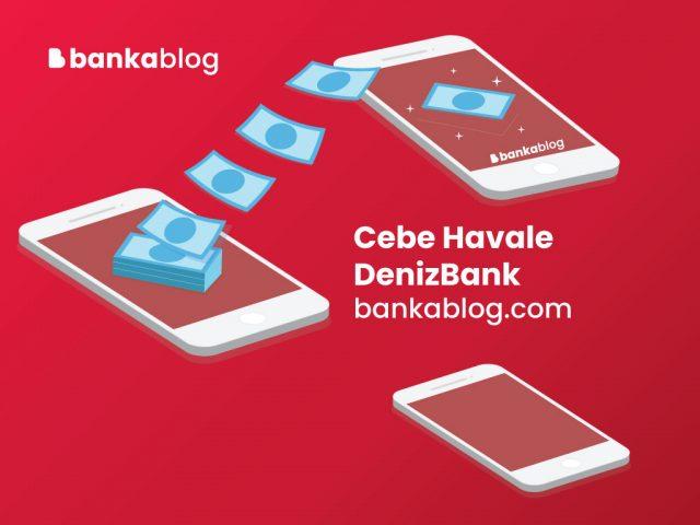 DenizBank Cebe Havale