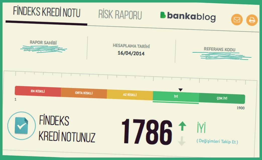 Türk Telekom Findeks Kredi Notu Sorgulama