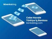 İş Bankası Cebe havale