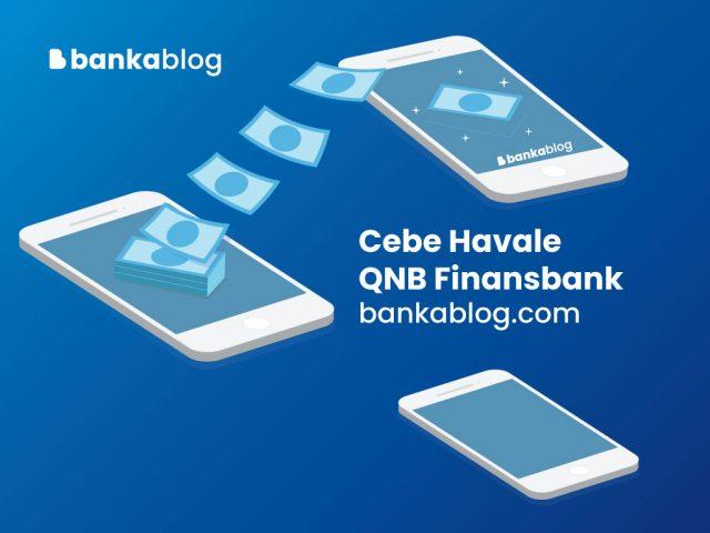 QNB Finansbank Cebe Havale