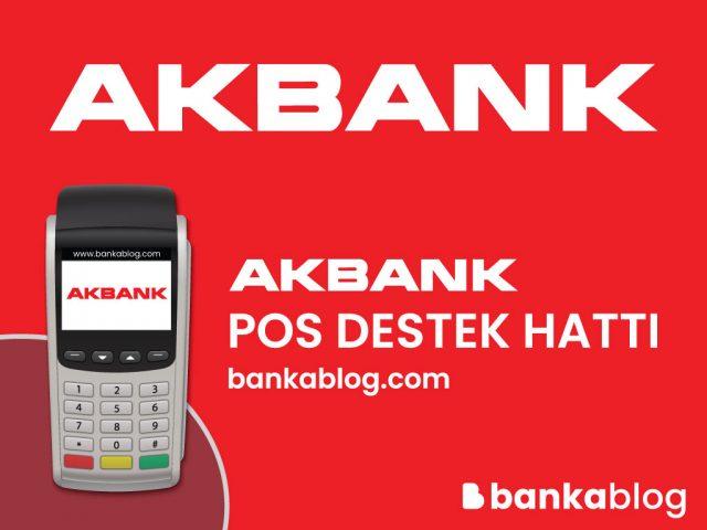 Akbank POS Destek