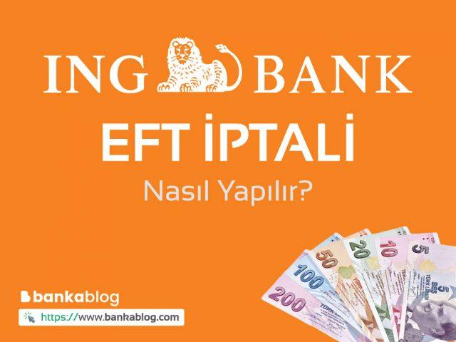 ING Bank EFT iptali