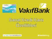 VakıfBank Sanal Kart
