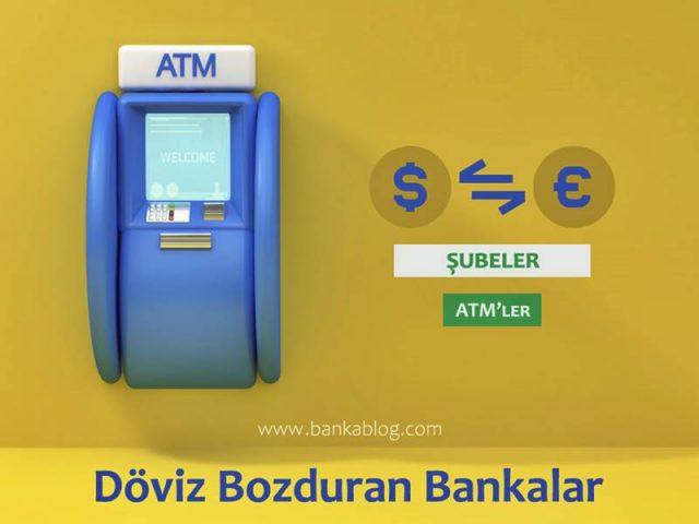 Döviz Bozan ATM