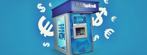Yapı Kredi Döviz Bozan ATM