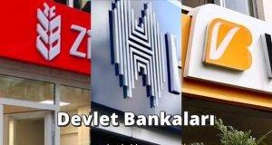 Devlet Bankaları